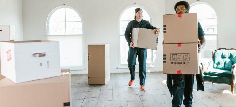 apartment movers Washington DC