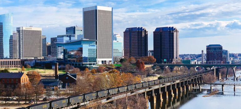 the city of Richmond as a potential place for moving your business to Virginia