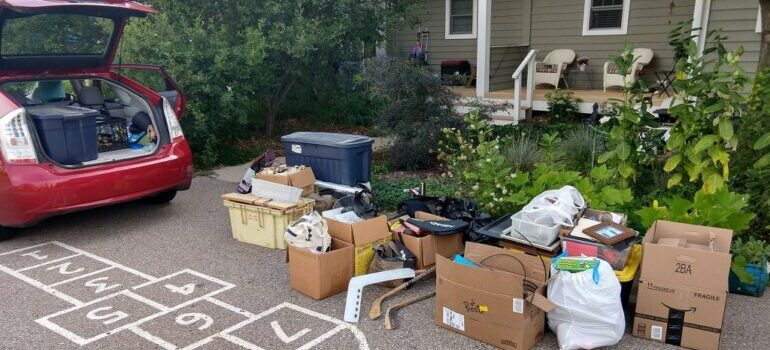 You can safely relocate knowing that all of your items are safely stored away